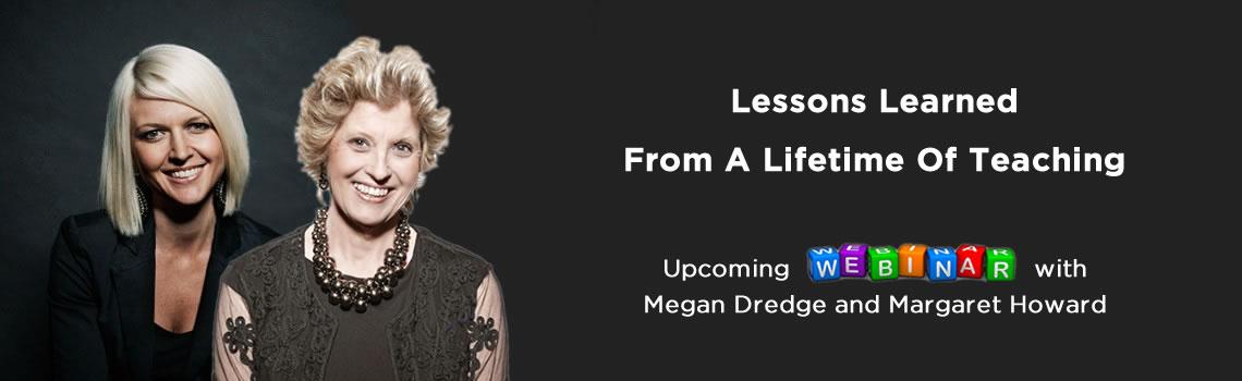 Margaret Howard and Megan Dredge